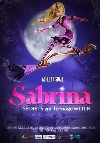 Сабрина маленькая ведьма 2014 (все серии)