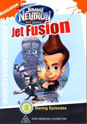 Приключения Джимми Нейтрона, мальчика-гения смотреть онлайн