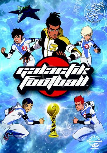Галактический футбол (все серии)