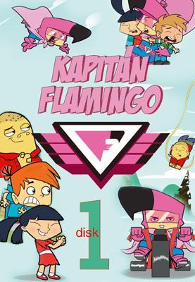 Капитан фламинго (Jetix)