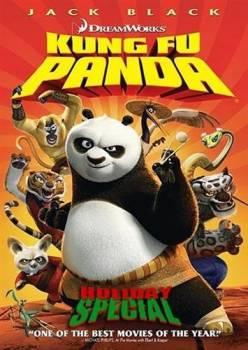 Кунг фу панда праздничный выпуск (2010)