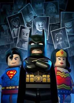 Лего бэтмен в осаде