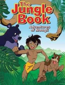 Картинка к мультфильму Книга джунглей маугли