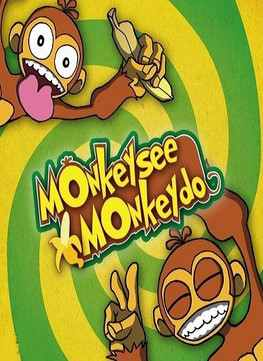 Обезьянка видит обезьянка делает
