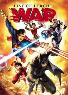 Картинка к мультфильму Лига справедливости война (2014)