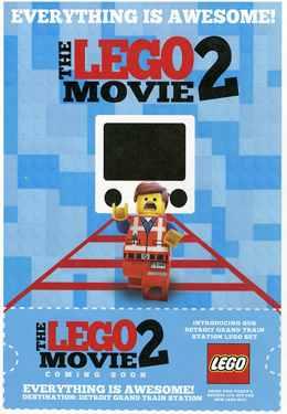 Лего. Фильм 2 (2018)