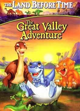 Земля до начала времен 2 приключения в великой долине (1994)