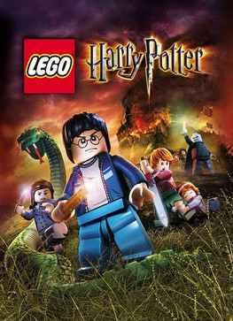 Лего гарри поттер смотреть онлайн