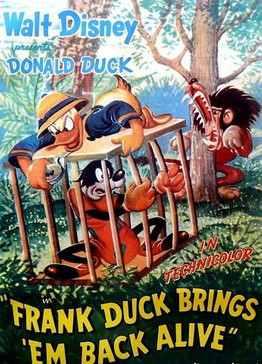 Искренняя утка возвращает их к жизни (1946)