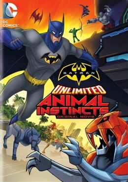 Картинка к мультфильму Безграничный Бэтмен: животные инстинкты (2015)