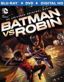 Картинка к мультфильму Бэтмен против Робина (2015)