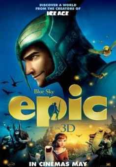 Эпик (2013) смотреть онлайн