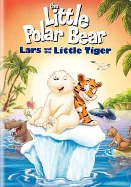 Маленький полярный медвежонок ларс и тигренок (2002) смотреть онлайн