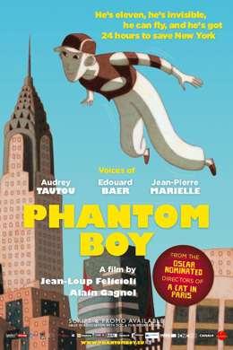 Мальчик-призрак / Phantom Boy (2017)