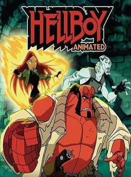 Хеллбой кровь и металл (2007) смотреть онлайн