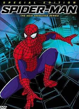 Человек паук (Jetix)