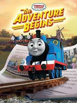 Томас и Друзья: Приключение Начинается (2015)