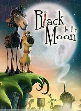 Блэки летит на луну (2013)