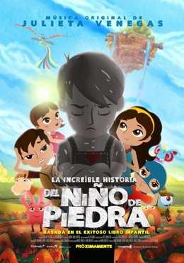 Невероятная история о каменном ребенке (2015)