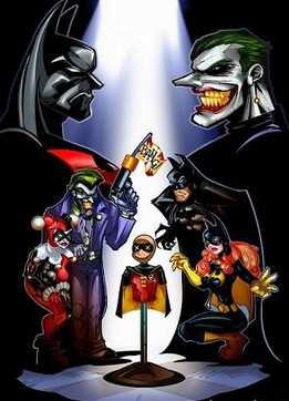 Картинка к мультфильму Бэтмен будущего возвращение джокера (2000)