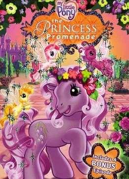 Мой маленький пони прогулка принцессы (2006)