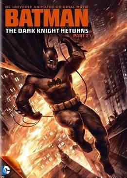 Бэтмен возвращение рыцаря часть 2 (2013)