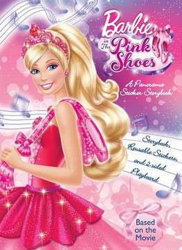 Барби балерина в розовых пуантах (2013)
