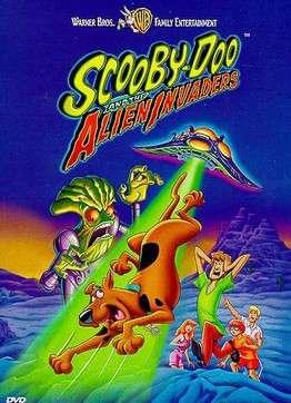 Скуби ду и нашествие инопланетян (2000)
