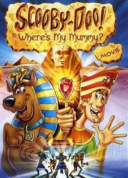 Картинка к мультфильму Скуби ду где моя мумия (2005)