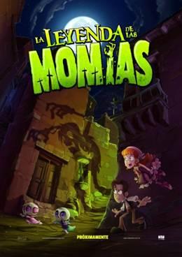 Легенда о мумии Гуанахуато (2015)