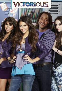 Виктория – победительница Nickelodeon Ru