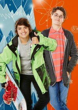 Картинка к мультфильму Макс и Шред Nickelodeon - сериал 1,2 сезон