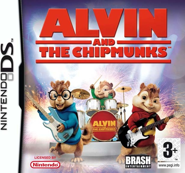 Элвин и бурундуки Nickelodeon HD 2015