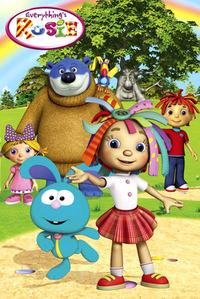 Картинка к мультфильму Всё о рози для малышей