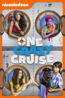 Один безумный круиз (2015) Nickelodeon