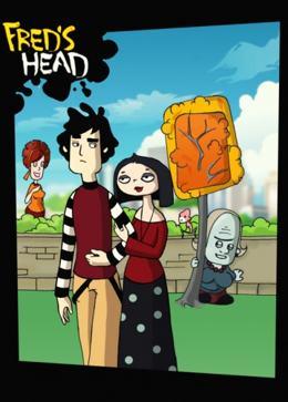 Картинка к мультфильму Голова Фреда