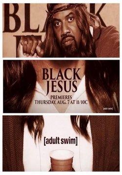 Чёрный Иисус 1,2 сезон