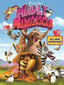 Мадагаскар: Любовная лихорадка (2013)