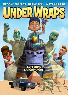 Заклятие фараона / Under Wraps (2015)