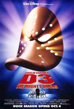 Могучие утята 3 (1996)