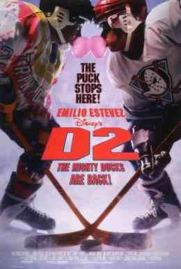 Могучие утята 2 (1994) смотреть онлайн
