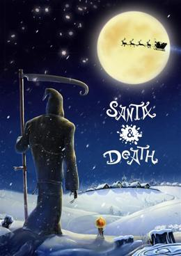 Санта и Смерть - новогодний мультик (2015) смотреть онлайн