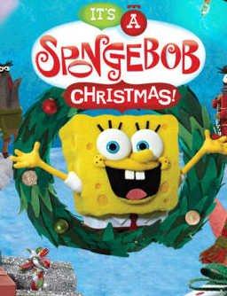 Спанч Губка Боб. Рождество 2015