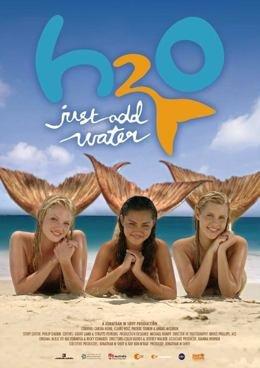 Картинка к мультфильму H2O: Просто добавь воды