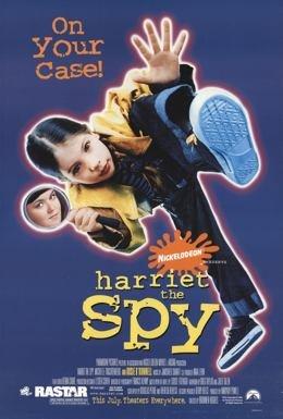 Картинка к мультфильму Шпионка Хэрриэт (1996)