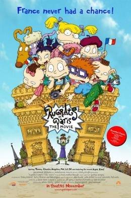 Картинка к мультфильму Карапузы в Париже (2000)