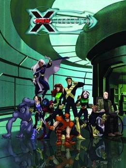 Картинка к мультфильму Люди Икс: Эволюция