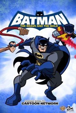 Картинка к мультфильму Бэтмен: Отвага и смелость
