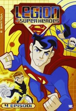 Картинка к мультфильму Легион Супергероев