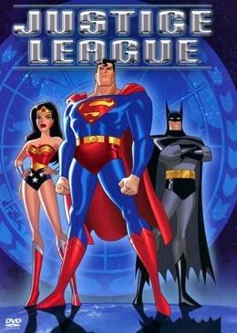 Картинка к мультфильму Лига справедливости
